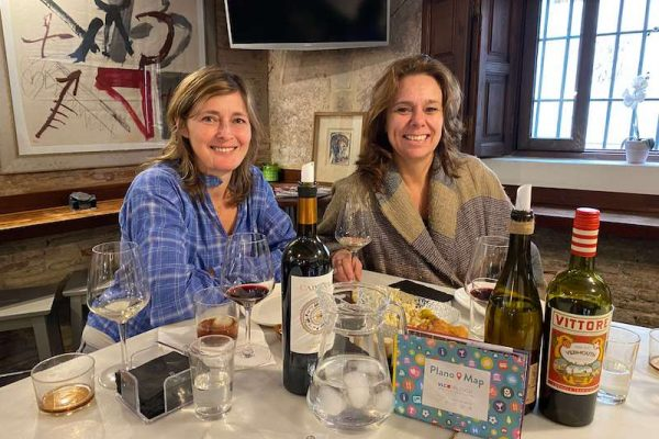 Vermouth and wine tasting